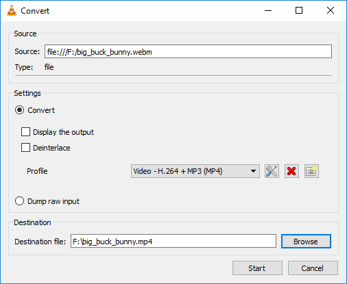 Trick to Convert Any Video File to MP4 Format Using VLC