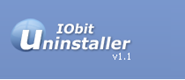 IObituninstaller logo1 Thoroughly Remove Unwanted Programs and Toolbars with IObit Uninstaller