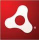 AdobeAIR logo3 Download Adobe AIR 2.0 Offline Installer