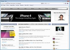 Apple Safari 5