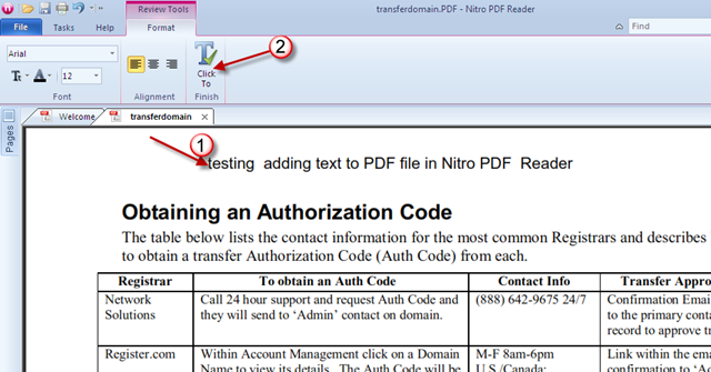 Bye bye Adobe and Foxit Readers, Welcome Free Nitro PDF Reader ...