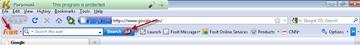 foxit toolbar in Firefox
