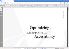 viewingPDFfilesinsideChrome thumb Google adds much Improved PDF Support to Chrome
