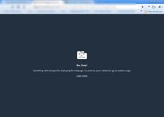 Chrome_aw_snap