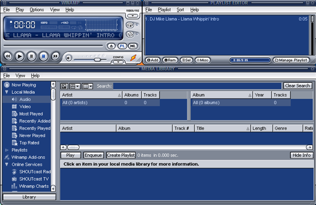 download winamp full terbaru