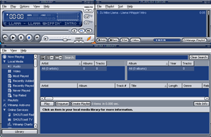 Download Winamp with WebM support