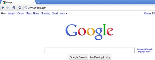 поиск гугл хром - фото 2