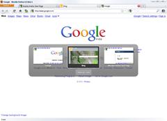 ctrl tab previews in Firefox 4.0