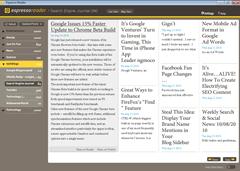 EspressoReader a Google Reader desktop client