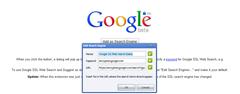 Google SSL Web Search Google Chrome extension