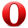 Opera with content blocker synchronization