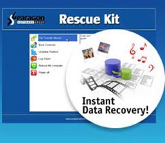 Paragon Rescue Kit 10 free edition