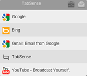 TabSense brings Firefox's Tab Candy features to Google Chrome