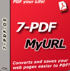 convert URLs, websites,HTML to PDFs with 7-PDFMyURL