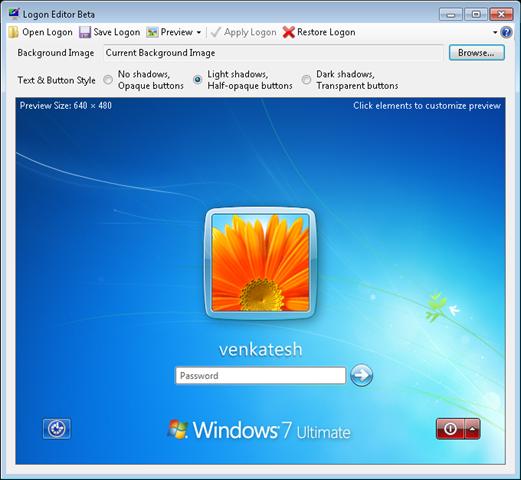 edit picture windows 7