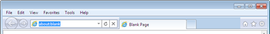 Enable IE9 menu bar by default and move it above navigation bar