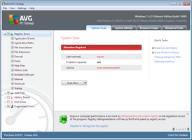 tryAVGPCTuneup2011onceforfree thumb How to try AVG PC Tuneup 2011 Once for free without buying
