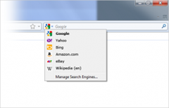 Bing to be added as search engine in Firefox 4