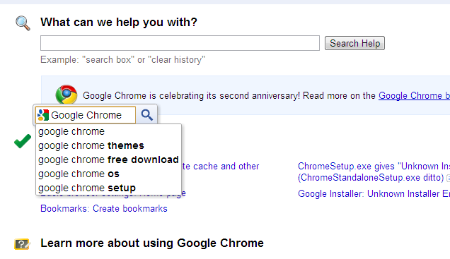 Search the web on Chrome - Computer - Google Chrome Help