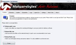 Malwarebytes Anti-Malware uninstall tool