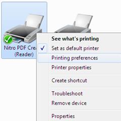 Nitro PDF Creator