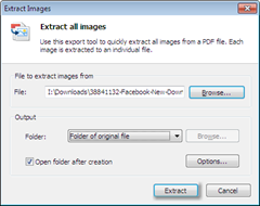extracting images from PDF file using Nitro PDF Reader