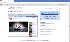 google chrome in gray theme