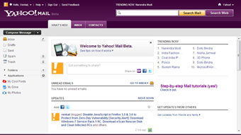 try Yahoo Mail Beta thumb How to Try Yahoo Mail Beta Now (Looks Cool)