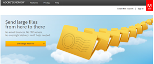 Adobe SendNow