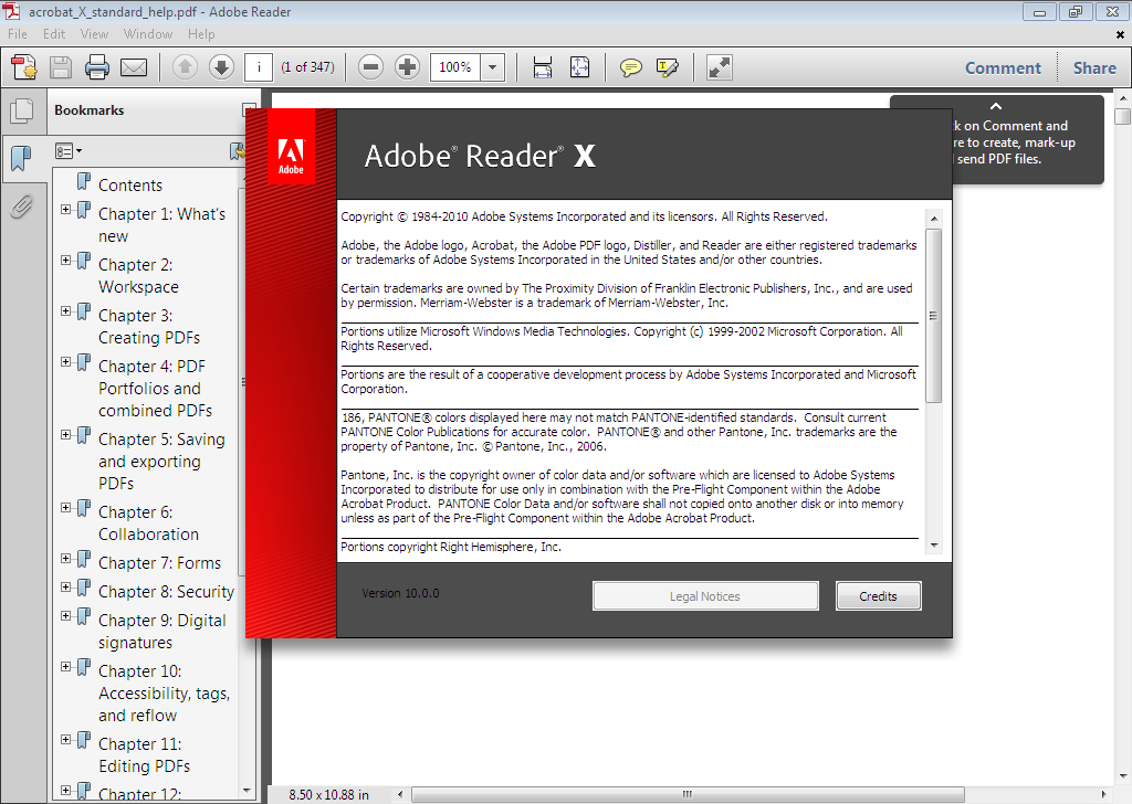 acrobat reader windows 7 free download