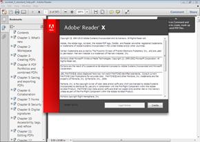Download Adobe Reader X