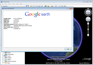 Google Earth 6 offline installer