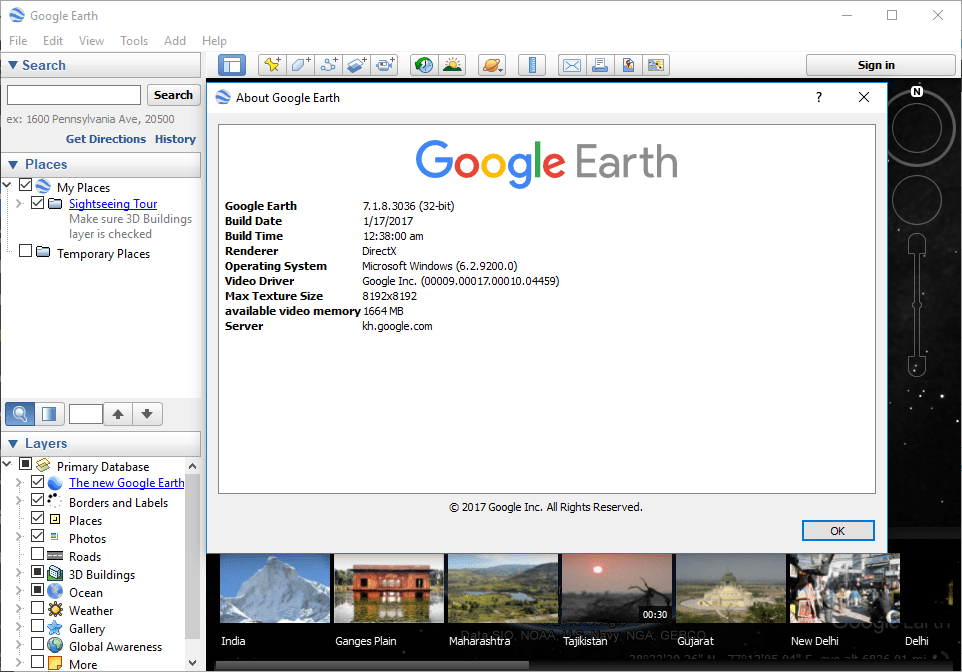 Google Earth 2016 Offline Installer