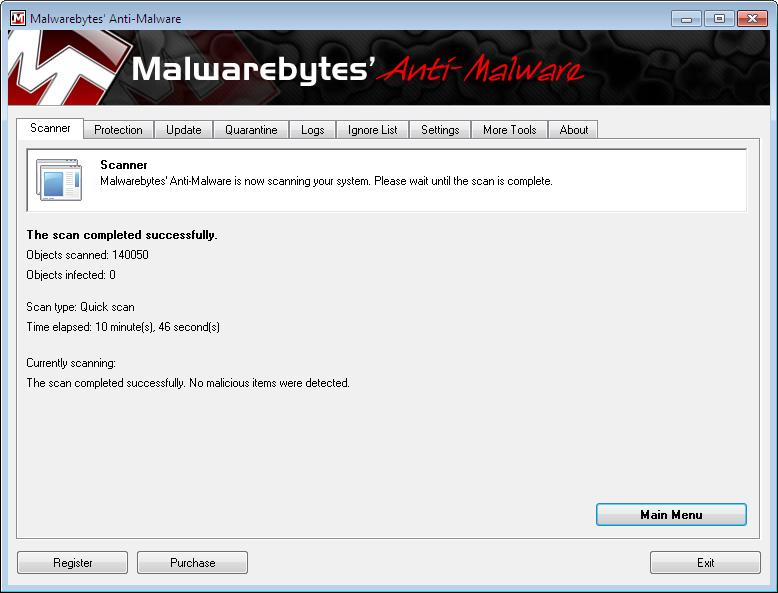 Is the malwarebytes anti malware is it real phone popup screen