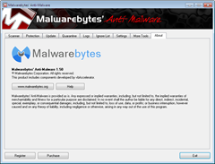Malwarebytes Anti Malware 1.50 download thumb Malwarebytes Anti malware 1.50