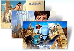 Megamind themepack for windows 7
