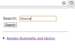 SearchMark extension for Google  Chrome