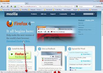 status bar in Firefox 4 after installing status-4-Evar extension