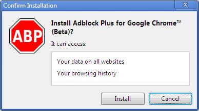 Абп для Гугл Хром скачать