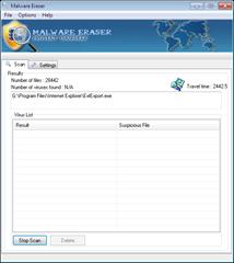 Malware Eraser