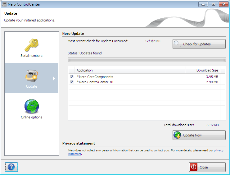 free download software nero 10 full version