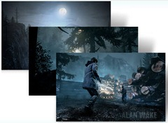 Alan Wake Windows 7 themepack