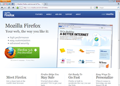 Double click a tab to convert to app tab in Firefox 4 with Easy App Tabs