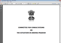 SriKrishna Committee report