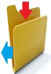 Temporary Data Storage Folder