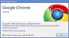 Google Chrome 9