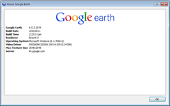 Google Earth 6 out of beta