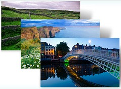 Ireland Windows 7 Theme