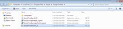 GoogleToolbarUser_32.exe residing directory