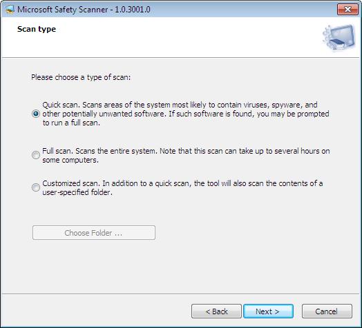 Microsoft Safety Scanner 1.333.92.0 full